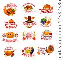 thanksgiving, turkey, pumpkin 42532586