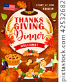 thanksgiving, turkey, vegetable 42532682