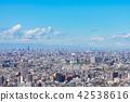 도시 풍경 42538616