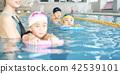 游泳儿童游泳 42539101