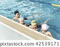 游泳兒童游泳 42539171