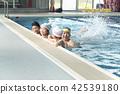 游泳兒童游泳 42539180