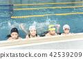 游泳兒童游泳 42539209