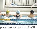 游泳兒童游泳 42539288