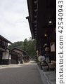 narai-juku, nakasendou, post town 42540943