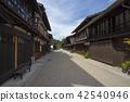narai-juku, nakasendou, post town 42540946