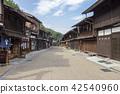 narai-juku, nakasendou, post town 42540960