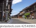 narai-juku, nakasendou, post town 42540965