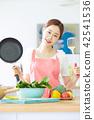 อาหารไลฟ์สไตล์หญิง 42541536