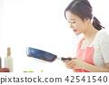 อาหารไลฟ์สไตล์หญิง 42541540