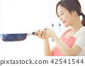 อาหารไลฟ์สไตล์หญิง 42541544
