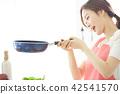 อาหารไลฟ์สไตล์หญิง 42541570