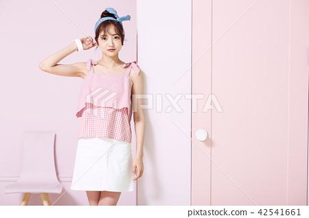 여성 Youth 미용 이미지 42541661