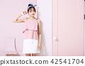 여성 Youth 미용 이미지 42541704