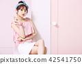 여성 Youth 미용 이미지 42541750