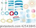ชุดฤดูร้อนสไตล์สีน้ำ 42543845