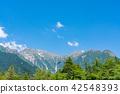 sky, mountain, tree 42548393