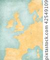 유럽, 깃발, 토지 42549109