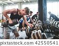健身房 鍛煉 幼小的 42550541