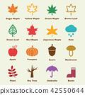 autumn elements 42550644