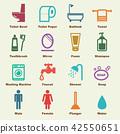 bathroom elements 42550651