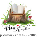 open, magic, book 42552085