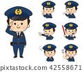 남성 경찰관 변형 42558671