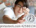 男性早上生活方式 42560134
