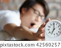 男性早上生活方式 42560257