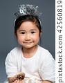 女孩肖像生日 42560819