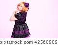 女性肖像cosplay 42560909