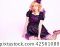 女性肖像cosplay 42561089