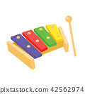 xylophone vector collection design 42562974
