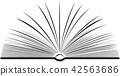 열려있는 책 42563686