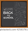 back to school vector design 42563761