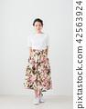 20 대 여성 여름 스타일 42563924