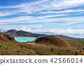 츠 白 根 山 (쿠사 츠 솥 8 월 여름 햇살) 42566014