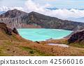 츠 白 根 山 (쿠사 츠 솥 8 월 여름 햇살) 42566016
