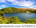 츠 白 根 山 (쿠사 츠 솥 8 월 여름 햇살) 42566032
