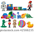 A set of children toys 42566235