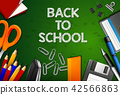Back to school template 42566863
