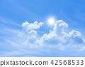 เมฆและแสงอาทิตย์ 42568533