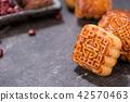 中秋节 月饼 传统 团圆 赏月 Moon Festival Moon cake げっぺい お月见 42570463