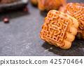 中秋節 月餅 烤肉 42570464
