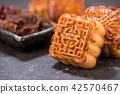 中秋节 月饼 传统 团圆 赏月 Moon Festival Moon cake げっぺい お月见 42570467