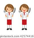 職業廚師 42574416