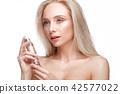 makeup, natural, female 42577022