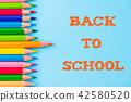 Education or back to school Concept. 42580520