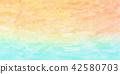 抽象 背景 繪畫 42580703