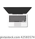 컴퓨터, 노트북, 현실 42583574